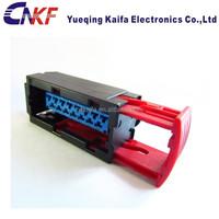 ECU 15 pin plastic automobile connector