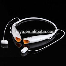 cordless neckband hifi stereo bluetooth headset with mic for sport