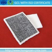 natural sodium bentonite clay liner with hdpe geomembrane