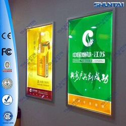 customized china led light photo frame A3