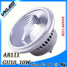 2015 heat product Super quality ar111 3000k gu10 led light