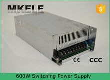 S-600-12 12v 600w power supply s600 dc switch power supply high voltage oem manufacturer with long experience