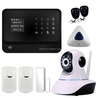 96 wireless defense zone support various accessories best security product WIFI GSM alarm system