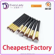 china contour makeup kit 10 pcs makeup brush set