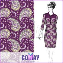 Nueva moda oferta calidad alta falda de lana