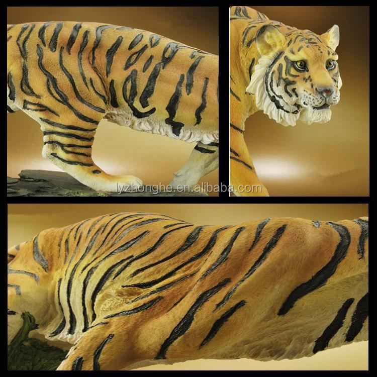 Скульптура тигра своими руками 78