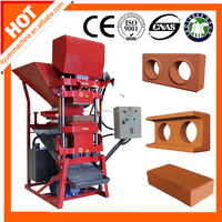 small profitable machine Eco Premium 2700 pressed brick machine manufacturing process of clay