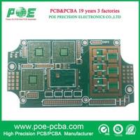 DSP multilayer printed circuit/ shenzhen pcb manufacturer