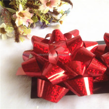 Warehouse christmas decoration red bow