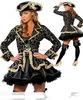 Wholesale women christmas cosplay costume caribbean pirate costume women carnival costume QAWC-1016