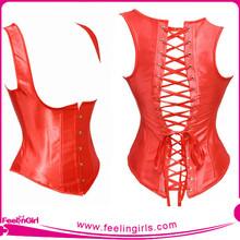 red water look wholesale underbust corset waist cincher water