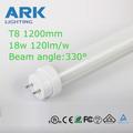 luces de tubo de LED T8 Led lámpara con certificado CE DLC TUV VDE