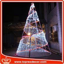 Eco-friendly popular swedish star light chain christmas decoration