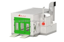 Semi giù progetto di cabina di verniciatura/rivestimento in polvere stand/verniciatura a polvere