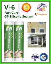 GP Fast Cure Acetoxy Ge Silicone Sealant