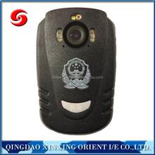 portatile con il corpo della polizia camera recorder