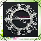 convite de casamento do diamante fivela para a decoração