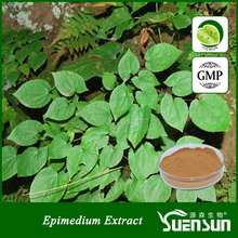 top quality 100% natural plant extract epimedium extract