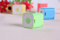 Factory supply and colorful small square mini bluetooth speaker