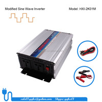 48v dc to ac car power outback 2000w high modified power inverter without battery storage for home in india prices