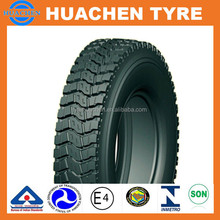 HuaChen triangle tires china 10.00R20 with cheap price