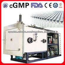 Congelación al vacío secador/liofilizador( fda& cgmp aprobado)