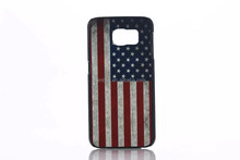 DIY Pattern PC hard phone case cover for Samsung S6 edge