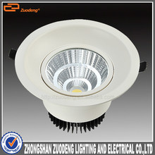 hot sale in India high power led epistar chips gu10 led cob spotlight
