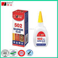 Low speed hardening 502 super glue for shoes