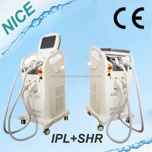 New Professional SHR IPL Technology Hair Removal Machine for Salon Use