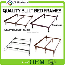 Metal Bed Frame Queen / Twin / Full Mattress Bedroom Home Furnishing