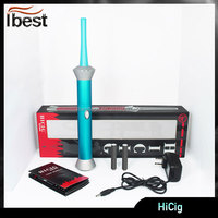 IBEST 2014 Products Electronic Cigarette Hot Selling Colorful Hicig Mod Replacement Ecig Wicks