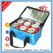 Alibaba China factory cheap wine bottle bag insulated yeti lunch picnic cooler bag for frozen food 2016 new products