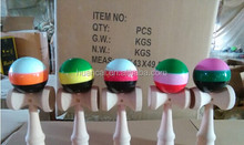 Hot sale kendama toy,wooden kendama balls,kendama for wholesale with high quality