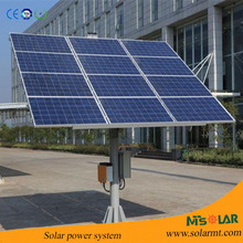 china expoter house use solar panel system 500w solar power system