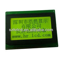 128x64 Display Color Lcd, Graphic Panel 12864 Lcd,128*64 Lcd Screen Module With Ks0108 Driver