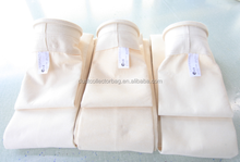 High Temperature Working Condition Using Filter Bags /Filter Cloth/Filter Fabric PPS +PTFE