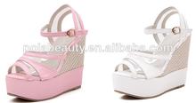 nuevo producto 2014 sandalias zapatos zapatos de repuestos para vehículos py2929