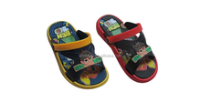 2015 summer latest sandals kids pvc eva sandals
