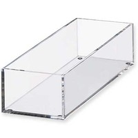 clear acrylic cover/plexiglass display cover