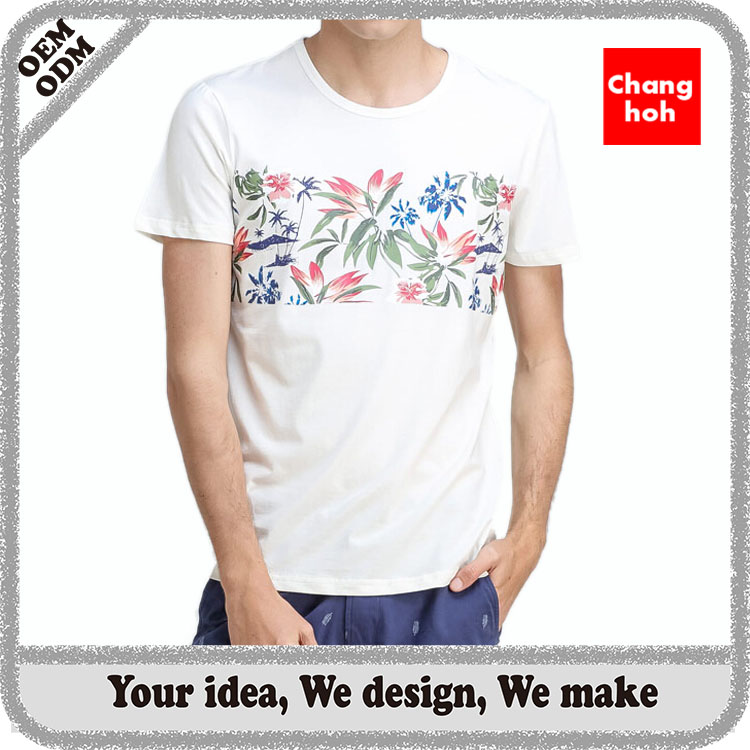 Men wholesale custom screen printing t shirt manufacturing T shirt printing china