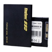 2.5 inch SATA SSD style Hard Drive IPC Use MLC 7mm 256GB SSD KINGSPEC C3000.7 series