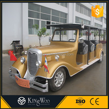 High Quality electric sightseeing car Manufacturer Of Electric Classic Car