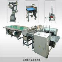Quality hot-sale fast food paper box machine in Germany