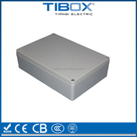 High protection Aluminium Outdoor Waterproof junction box