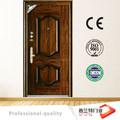 residencial de acero inoxidable de la puerta de seguridad