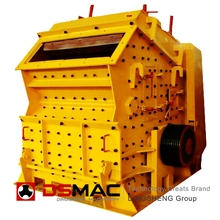 Light weight crusher with patent crusher parts from OEM