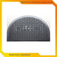 Hot selling products new design economical door mat