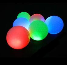 Constant Shining LED Flashing Golf Balls