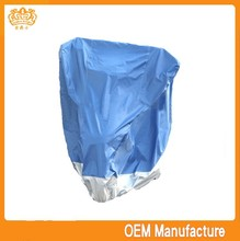 double colour 190T polyester motocycle cover motorcycle fabric,lightweight motorcycle cover suzuki at factory price